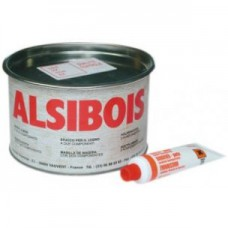 ALSIBOIS 0.4 LT - 2 K REPARATIE KLEUR : LICHT ROOD