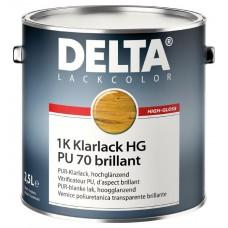 DELTA-KLARLACK PU70 GLOSS AF-0,75 L
